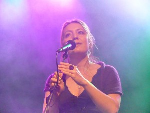 Clotilde, de consultante à chanteuse de jazz