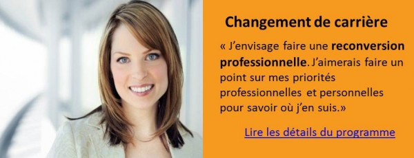 changement de carriere