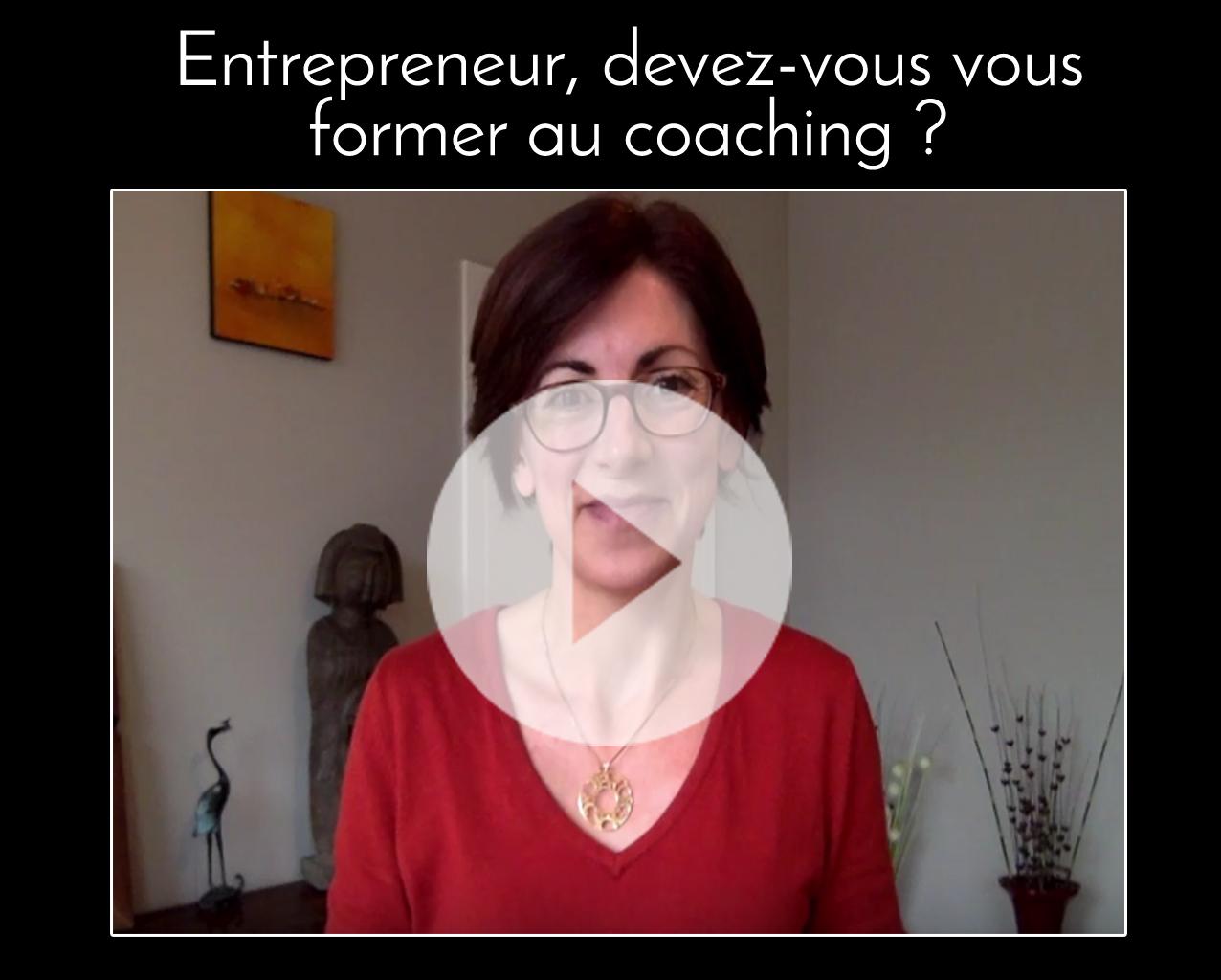 Entrepreneur : devez-vous vous former au coaching ?
