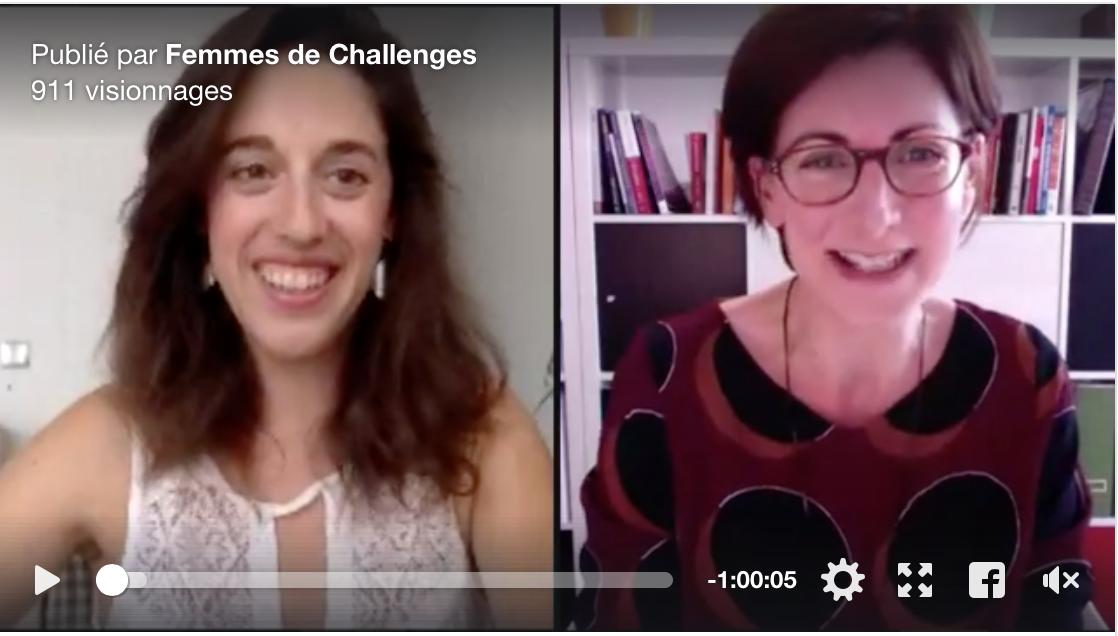 Rôle Modèle d'Entrepreneure – Anne-Laure, photographe-webdesigner au delà des frontières
