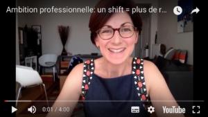 Ambition professionnelle : un shift pour plus de résultats, plus facilement pour votre entreprise