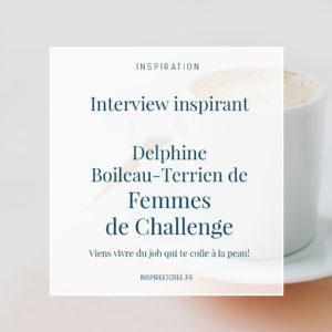 Parcours d'entrepeneure : interview par Aline d'Inspire & Créé